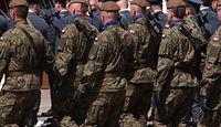 Więcej chętnych do wojska. Liczba rekrutów wzrosła o 40 proc.