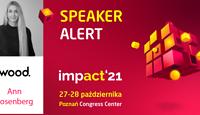Ludzie Impact'21: Ann Rosenberg – innowatorka i liderka w swojej branży