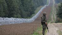 Polska chce ponad 200 mln euro z UE. Na mur na granicy