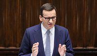 """""""Polska pozostaje lojalnym członkiem UE"""". Morawiecki pisze do unijnych przywódców"""