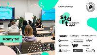 Pierwsze warsztaty z młodzieżą w ramach akcji Grupy Domodi Start w dobrym stylu dobiegły końca!