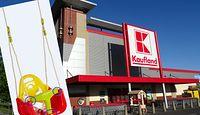 Kaufland wycofuje ze sprzedaży huśtawkę. Może być niebezpieczna
