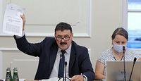 Długa lista zarzutów wobec ministra Grzegorza Pudy. Ale na dyskusji się skończyło