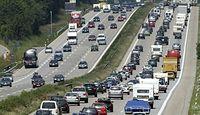 Ponad 1,5 mln mandatów zza granicy. Polscy kierowcy pobili rekord