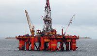 Platforma Giant p?ynie do Gdańska. Lotos kupi? j? od firmy Maersk