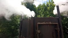 Wypał węgla drzewnego w Bieszczadach. To nagranie wywołało lawinę komentarzy