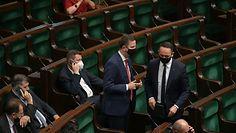 """""""Głosów na Marcina Wiącka może zabraknąć"""". Przecieki z Sejmu ws. RPO"""