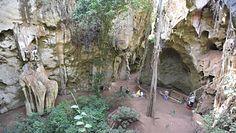 Najstarszy pochówek człowieka. Niesamowite odkrycie sprzed 78 tys. lat
