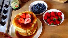 Sprawdzony przepis na pancakes. Przepyszne amerykańskie naleśniki