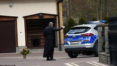 Księża w polskiej policji. Zaskakująca deklaracja inspektora Ciarki