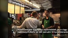 Starbucks zatrudni weteranów
