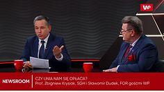 Polska straciła pół biliona zł przez UE? Ekonomista: Poseł Kowalski kłamie