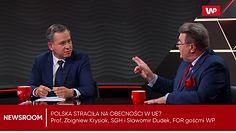 Polska straciła na członkostwie w UE? Liczymy jeszcze raz z autorem raportu