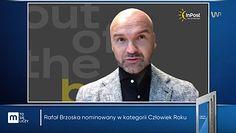 Nagroda money.pl. Nominacja w kategorii Człowiek Roku - Rafał Brzoska, InPost