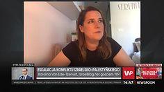 """""""Dzieje się coś złego"""". Polka mieszkająca w Izraelu mówi o atmosferze panującej w kraju"""