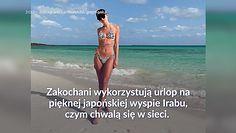 #dziejesiewsporcie: żona Bartosza Kurka zachwyca w bikini. Co za figura!