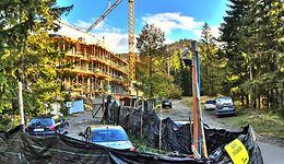 Stawiają apartamentowiec tuż przy parku narodowym. Burza w Zakopanem