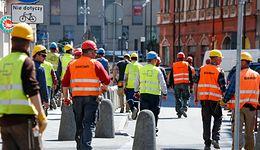 Dramat na niemieckich budowach. Niemieckie firmy muszą podkupować pracowników od Polaków
