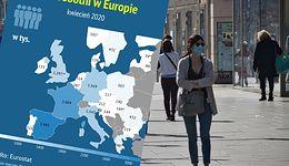 Ponad 14 mln bezrobotnych w UE. Jeden na czterech pochodzi z Hiszpanii