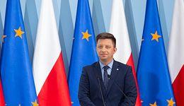 Konferencja rządu. 8 mln osób zaszczepionych w Polsce