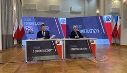 """Ustawa o obronie ojczyzny. Kaczyński i Błaszczak odsłonili karty. """"Radykalne wzmocnienie sił zbrojnych"""""""
