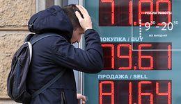 Rosyjska waluta najsłabsza od marca. Rubel traci przez taniejącą ropę i obawy dotyczące wyborów