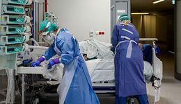 Pielęgniarki protestują w Warszawie. Zgłoszono 18 zgromadzeń