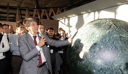 Ludzie Impact: Bernard Foing – naukowiec i wizjoner, który bada możliwość życia w kosmosie