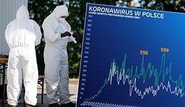 Wirus w Polsce nie odpuszcza. Sytuacja wciąż gorsza niż w Niemczech i Włoszech