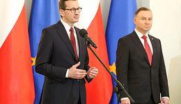 Konferencja Dudy i Morawieckiego dot. funduszu odbudowy. Gigantyczne pieniądze z UE dla Polski