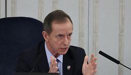 Senat nie dostał informacji o finansach państwa. Nikt z rządu nie przyszedł
