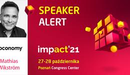 Ludzie Impact'21: Mathias Wikström - szwedzki lider zaangażowanego biznesu