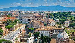 Rzym oblegany. Nie ma wolnych miejsc w hotelach