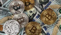 Bitcoin pobił kolejny rekord - 55 tys. dolarów. To ponad 200 tys. zł