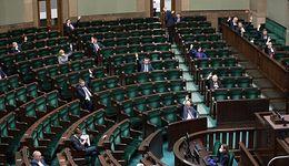 Tarcza antykryzysowa 1.1. Sejm zdecydował o przyszłości rządowych zmian