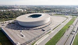 Przedszkole na stadionie. Wrocław z zaskakującym pomysłem na swój spadek po Euro 2012