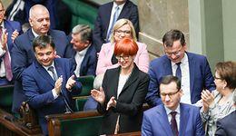 500 plus na pierwsze dziecko przyjęte przez Sejm