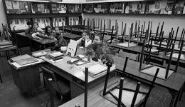 Zakwitły kasztany, ale matury się nie odbyły. 26 lat temu strajk nauczycielski sparaliżował szkoły