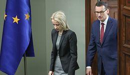 Piątka Kaczyńskiego. Minister finansów podała się w lutym do dymisji, premier jej nie przyjął