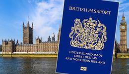 Niebieskie paszporty wracają. Wielka Brytania symbolicznie zrywa z Unią