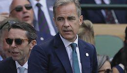 Kursy walut. Prezes Banku Anglii przecenił funta