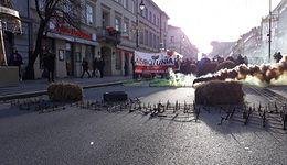 Protest rolników. Blokują Nowy Świat i żądają reakcji na ASF