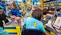 Lidl 24 godziny na dobę. W Kostrzynie powstaje festiwalowy sklep