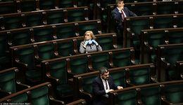 Ustawa budżetowa przyjęta. Bez deficytu, poprawki Senatu do kosza