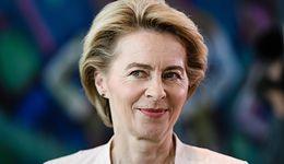 Walka o kluczowe stanowisko w UE. Von der Leyen obiecuje nowy podatek i praworządność