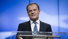 """Tusk rozczarowany negocjacjami. """"Trudno patrzeć z optymizmem na rozszerzenie UE"""""""