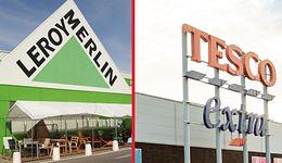 Leroy Merlin odkupi hipermarkety od Tesco