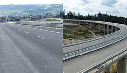 Budowa dróg. Coraz bliżej końca prac na Zakopiance, już wkrótce otwarcie trasy