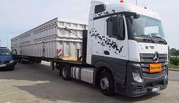 Polska przegrała w Trybunale Sprawiedliwości UE. Przepisy ws. ruchu ciężarówek niezgodne z unijnym prawem