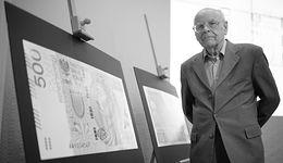 Nie żyje Andrzej Heidrich. To grafik i ilustrator, twórca m.in. polskich banknotów